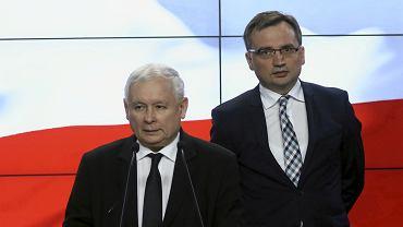 Oświadczenie prezesa PiS Jarosława Kaczyńskiego w sprawie kandydatur na prezydentów miast