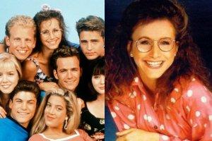 Gabrielle Carteris grała w hitowym Beverly Hills 90210, ale jak większość członków obsady nie zrobiła zawrotnej kariery. Choć wciąż jest aktywna w zawodzie, rzadko można o niej usłyszeć. Jak dziś wygląda serialowa Andrea?