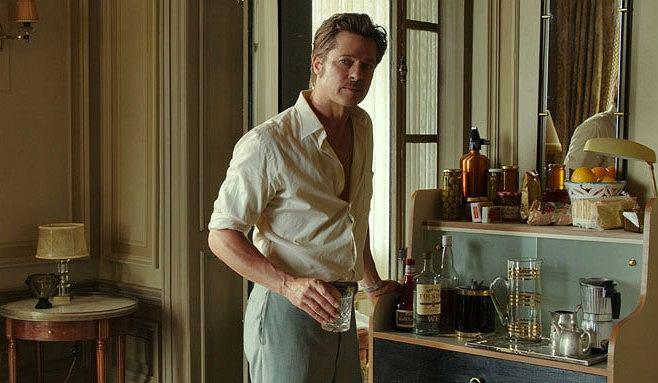 Kadr z filmu 'Nad morzem'