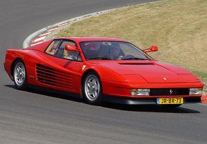 Najlepsze auta sportowe lat 80.