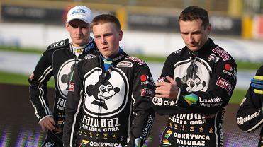 Alex Zgardziński (w środku)