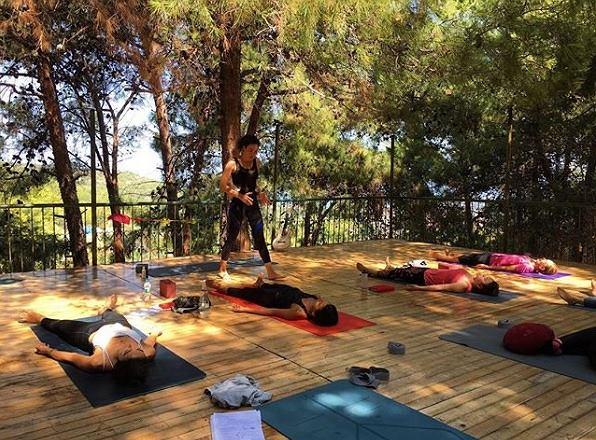 Pilates wzmacnia mięśnie głębokie