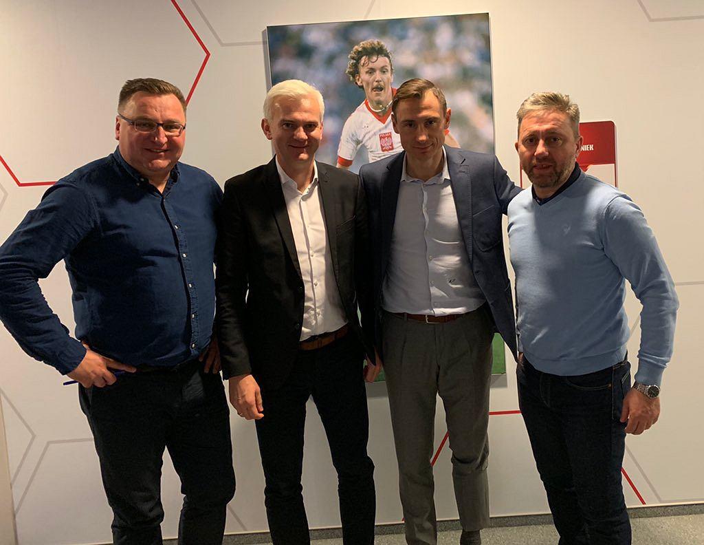Trenerzy reprezentacji Polski: Michniewicz, Magiera i Brzęczek