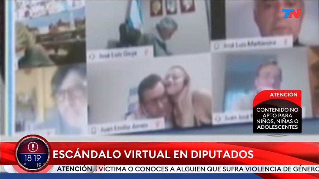Skandal z udziałem argentyńskiego polityka