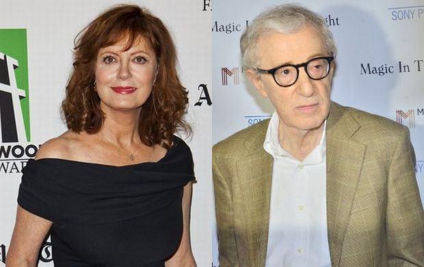 Susan Sarandon, Woody Allen