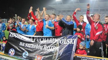 Piłkarze Skaryszewianki Skaryszew nie obronią tytułu