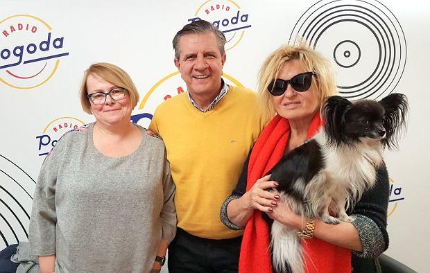 Ilona Łepkowska i Ewa Kasprzyk w świątecznej rozmowie z Zygmuntem Chajzerem
