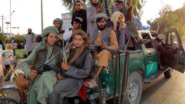 Afganistan - Kabul. Talibowie