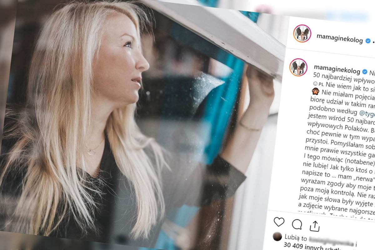 Wplywowi Polacy Mama Ginekolog Na Liscie Top 50 Jest Jedna Z Niewielu Kobiet W Rankingu