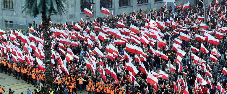 Marsz Niepodległości 2019. Będzie wspólny różaniec na rondzie Dmowskiego