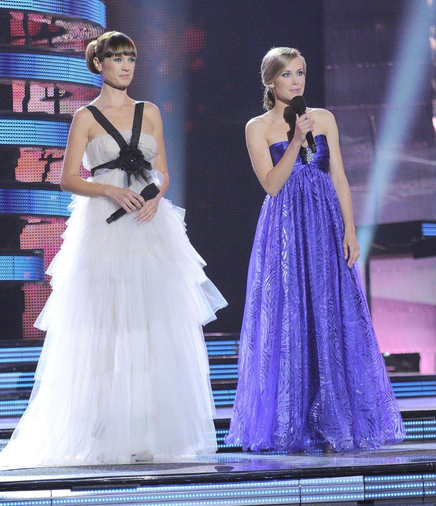 Paulina Chylewska i Aleksandra Rosiak