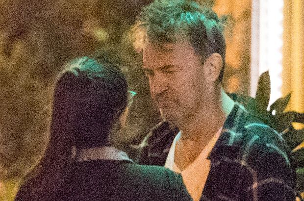 EXCLUSIVE: Actor Matthew Perry makes a rare outing looking disheveled with a mystery women after a dinner date.03 Nov 2019, Image: 481061118, License: Rights-managed, Restrictions: World Rights, Model Release: no, Credit line: MEGA / Mega Agency / Forum'Adobed