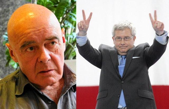 Stanisław Tym, Ryszard Czarnecki