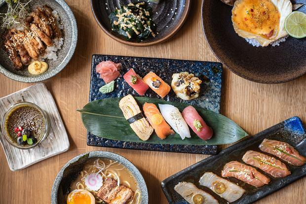 Menu degustacyjne w Kogo Sushi by Alon