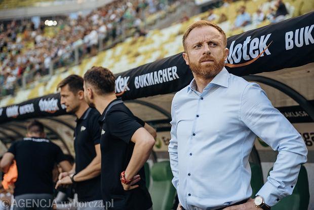 Lechia Gdańsk ma nowego trenera! Jeszcze nigdy nie prowadził klubu w ekstraklasie