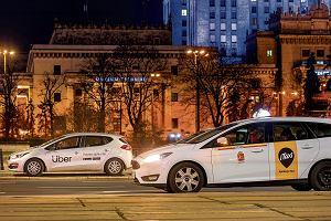 """""""Lex Uber"""" wchodzi w życie. Aplikacje jak taksówki. Czy wzrosną ceny za przejazdy?"""