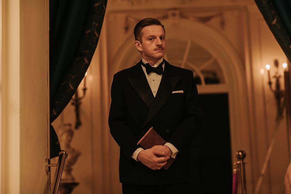 'Król' Szczepan Twardoch pojawia się w serialu