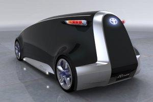Parę ciekawych pomysłów Toyoty