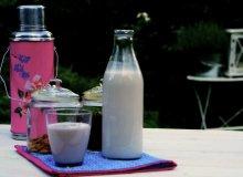 Domowe mleko orzechowe - ugotuj