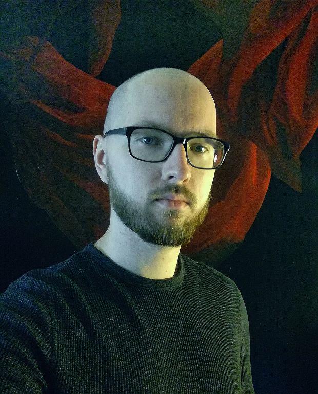 Nagroda Miasta Gdańska dla Młodych Twórców w Dziedzinie Kultury. Krzysztof Nowicki