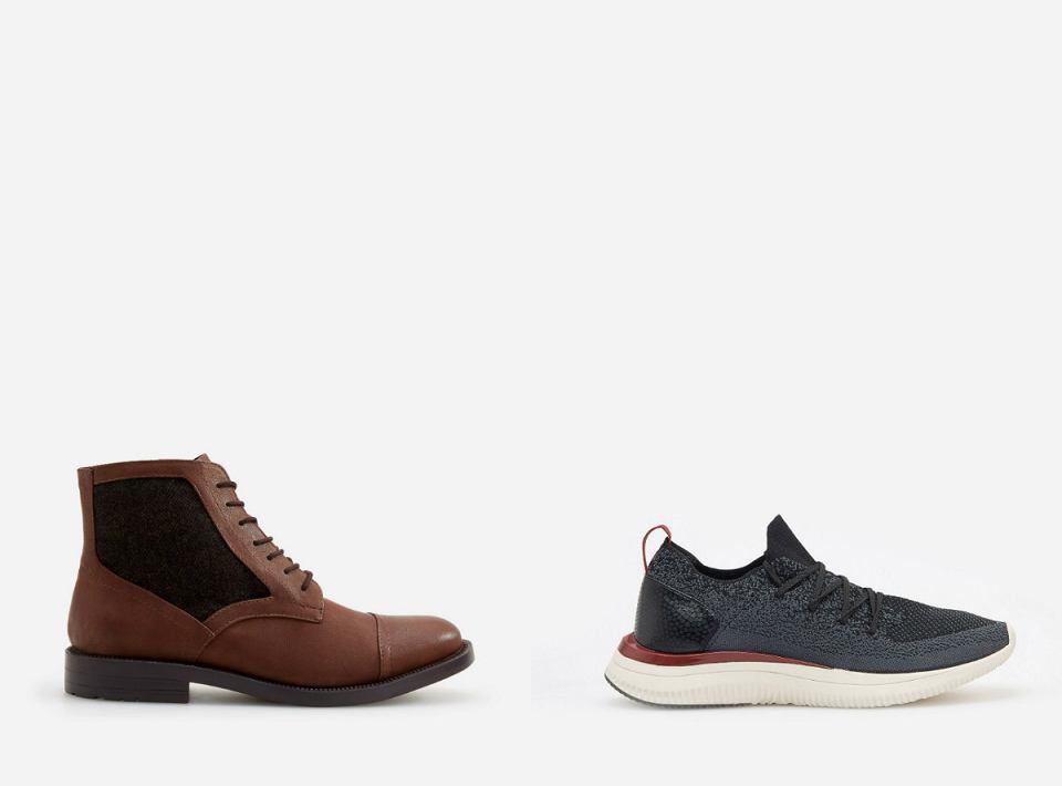 Reserved buty męskie