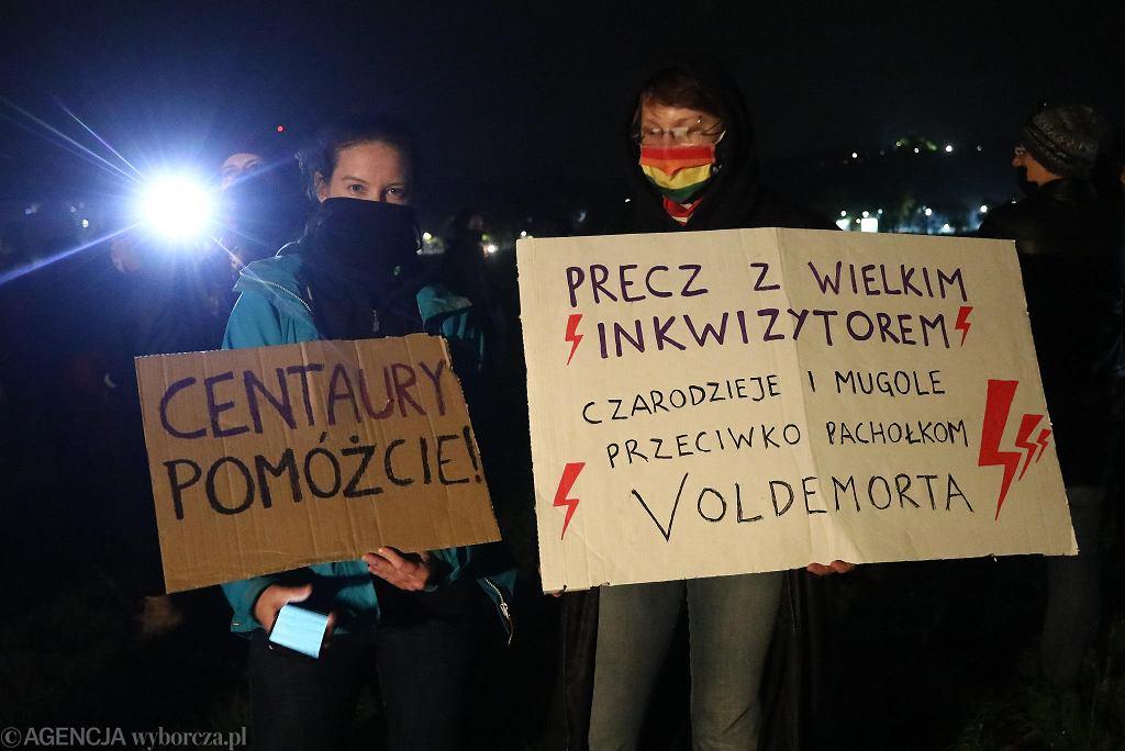 Strajk kobiet - Bydgoszcz