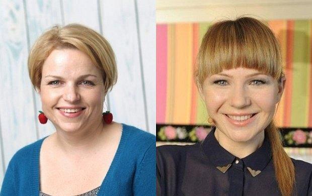 Katarzyna Bosacka, Anna Guzik