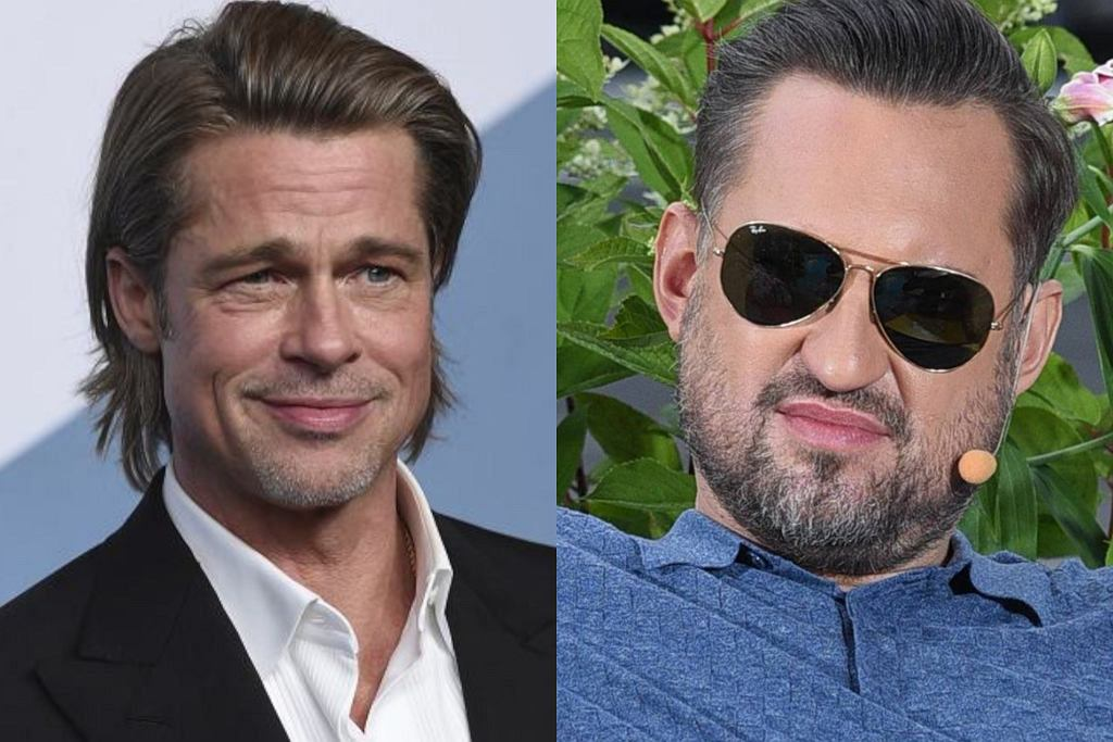 Brad Pitt, Marcin Prokop