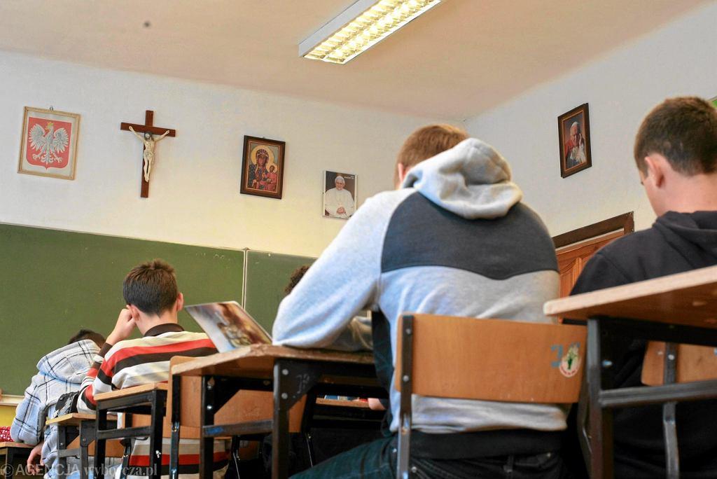 Lekcja religii / zdjęcie ilustracyjne