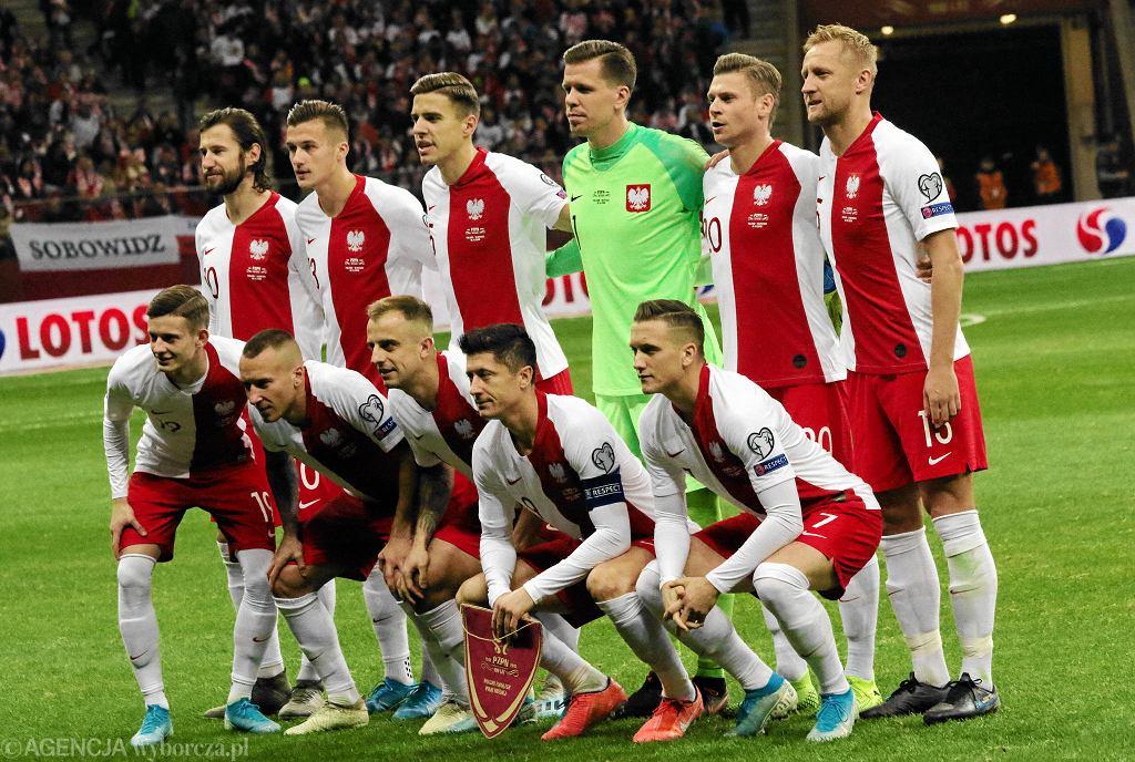 Eliminacje Euro 2020. Reprezentacja Polski przed meczem ze Słowenią