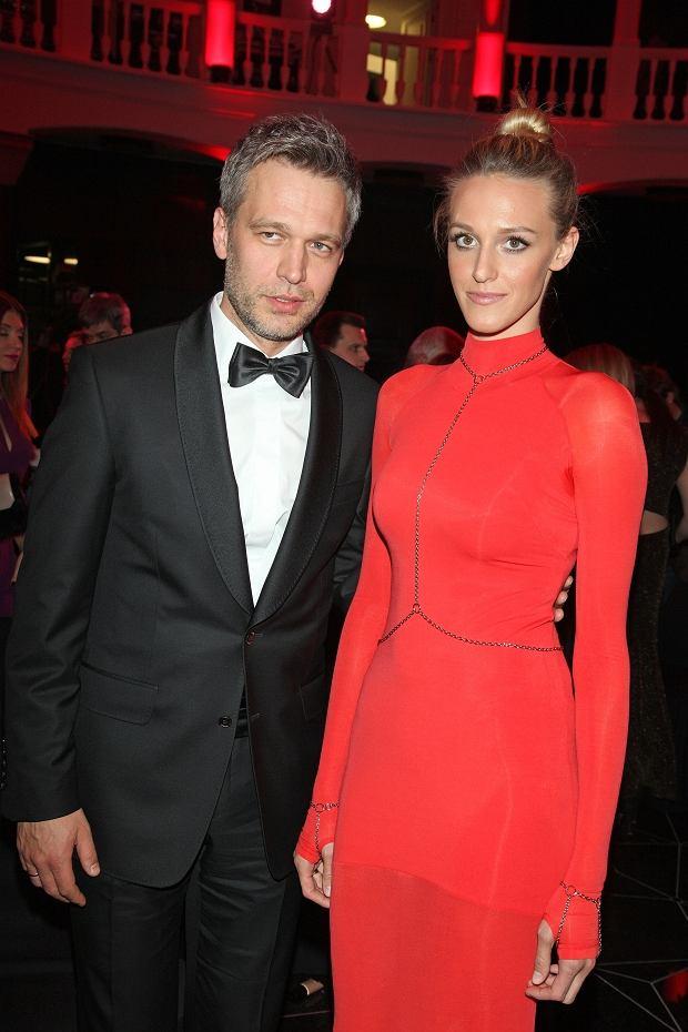 Aleksandra Żebrowska i Michał Zebrowski, gala Viva Najpiękniejsi