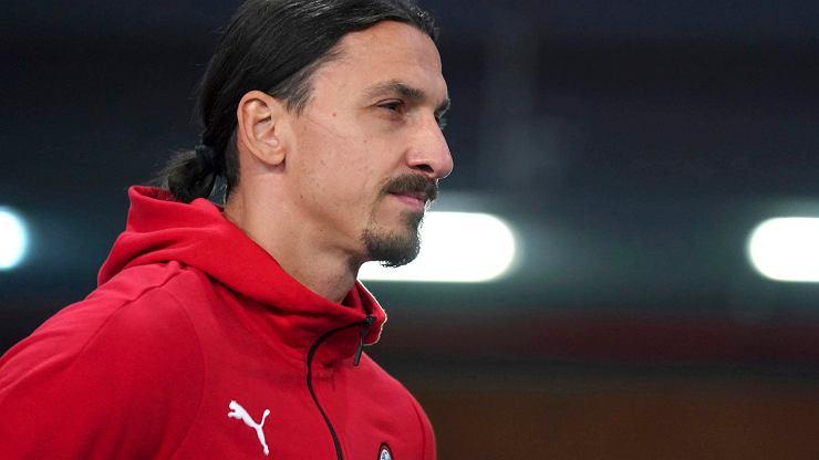 Ibrahimović spotkał się z trenerem Szwedów. Wszystko zaczęło się od zdjęcia