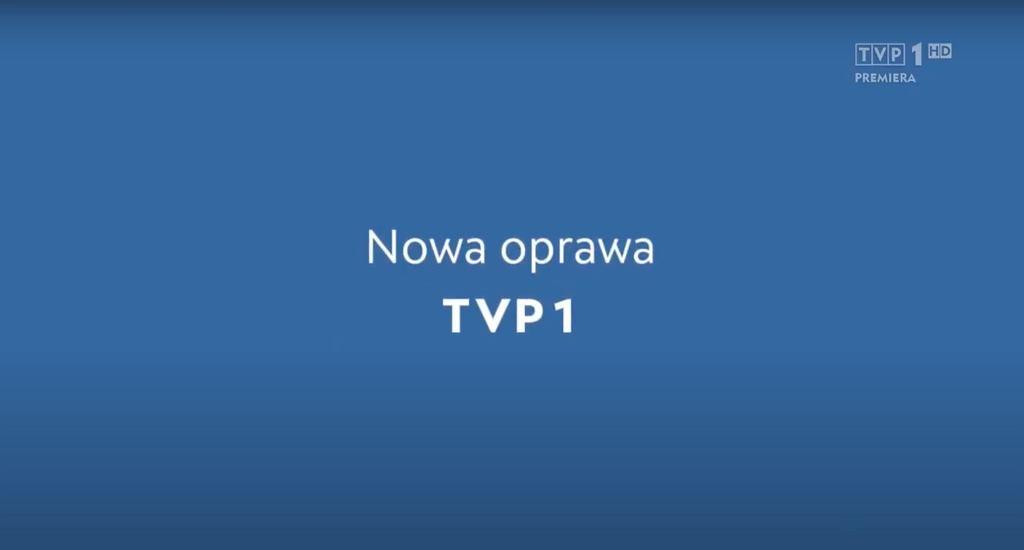 Nowa oprawa graficzna TVP