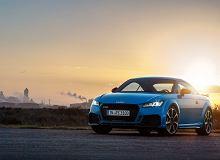 Audi TT powoli kończy karierę. Następca będzie w pełni elektryczny
