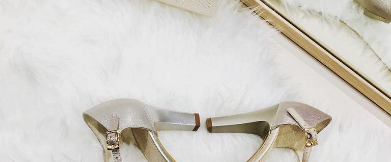 Te buty najczęściej wybierają panny młode. Są piękne i bardzo wygodne!