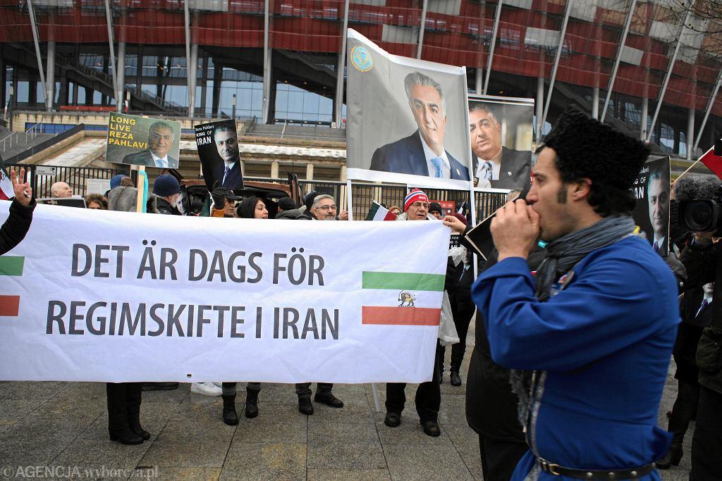 Protest irańskich środowisk prodemokratycznych