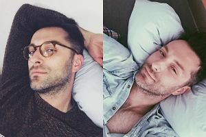 Filip Bobek to jeden z najprzystojniejszych polskich aktorów. Gwiazdor serialu Singielka słynie też z nietuzinkowego stylu i zawsze świetnie wygląda. Nic więc dziwnego, że również swoje warszawskie mieszkanie aktor urządził w wyjątkowo stylowy sposób. Dzięki zdjęciom, jakie Bobek publikuje na Instagramie, możemy na chwilę zajrzeć do jego wnętrza. Mieszkanie i jego przystojny gospodarz robią wrażenie, ale nasze serce i tak skradł... rudy kot Filipa Bobka, Rocco!