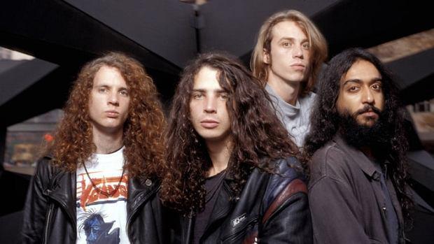 Soundgarden w 1989.