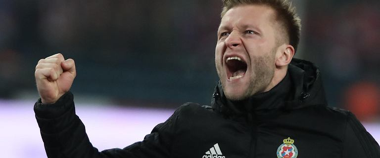 Jakub Błaszczykowski strzelił gola i został bohaterem! Dostał owację. Wisła Kraków wygrała