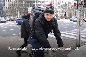 Piotr Szostak: Pracowałem na czarno w Uber Eats
