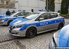 Warszawska policja szuka elektrycznego radiowozu. I ma wyśrubowane oczekiwania - kombi o zasięgu 550 km