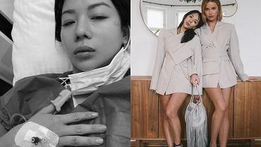 Lana Nguyen miała operację