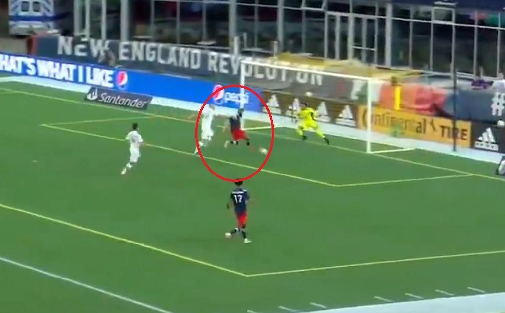 12. gol w sezonie Adama Buksy w MLS
