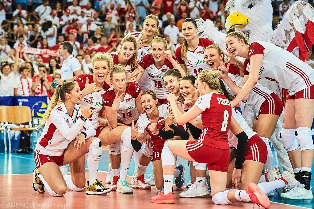 Mistrzostwa Europy siatkarek