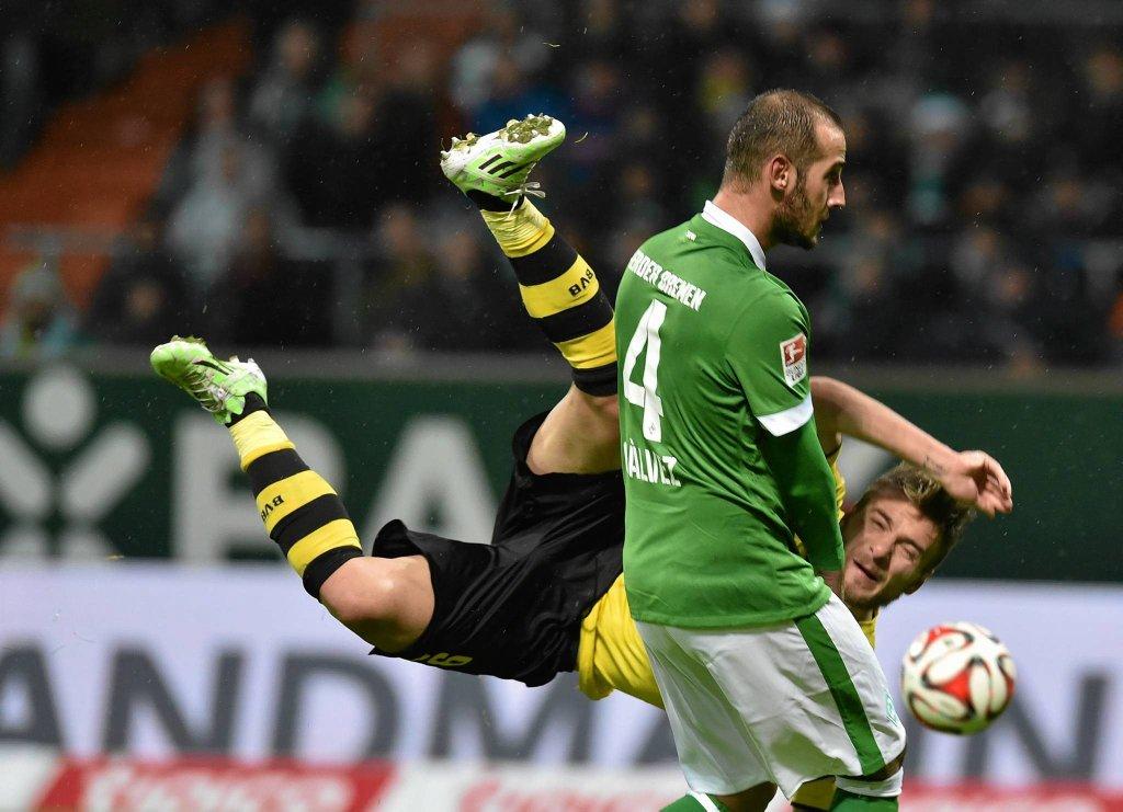 Werder Brema - Borussia Dortmund 2:1