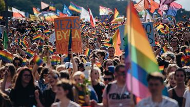 Tak wyglądał IV Trójmiejski Marsz Równości
