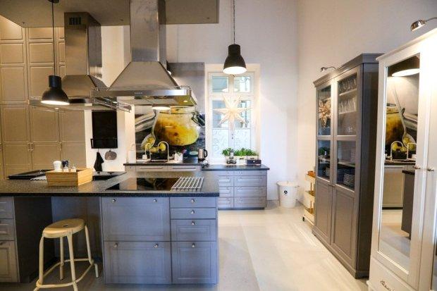 Kuchnia Spotkań Ikea