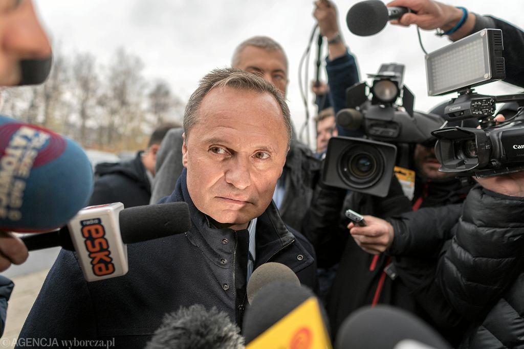Nie ma tymczasowego aresztu dla Leszka Czarneckiego