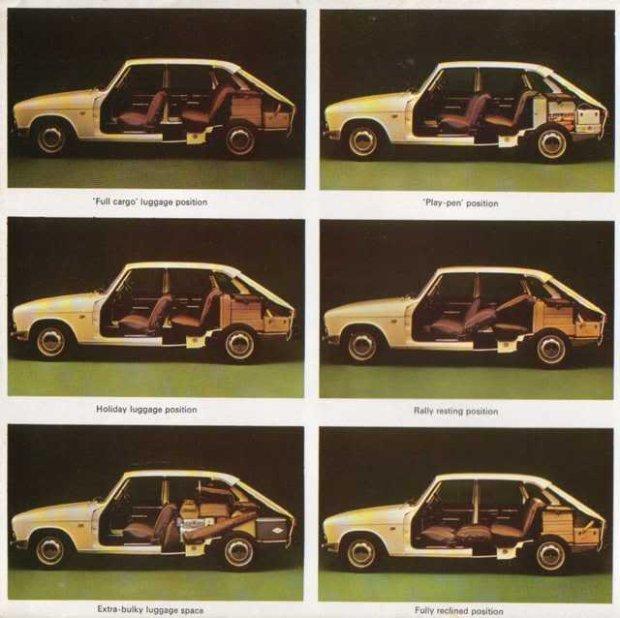 Renault 16 - pierwsza nowoczesna kombilimuzyna