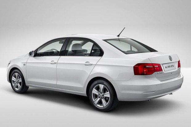 Volkswagen Jetta Chiny